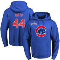 autumn names - New Chicago Cubs Hoodie World Series Champions Pullover Hoodie Players Name Hoodies Size S XXXL Blue Mix And Match Order All Jerseys