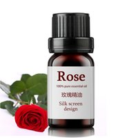 Wholesale Pure Rose Essential Oil Skin Care Treatment Whitening Freckle Removal Moisturizing Anti Wrinkle Anti Aging Face Care Massage Oil
