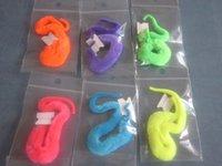 Wholesale 2017 New Arrival Magicians Toy Baralho Mr fuzzy Magica Worm Twisty Plush Wiggle Stuffed cm Animals Street Toy