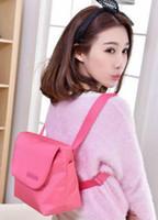 Wholesale Multi function Messenger Bag Woman Shoulder Travel Satchel Leisure Backpack Bag