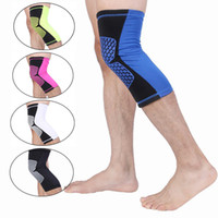 Wholesale Knee Brace Knee Compression Sleeves Support for Running Jogging Sports Joint Pain Relief Warmth Basketball Football Sports Safety Kneepad