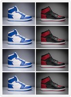 air storm - Air New Retro I S Hi OG Banned Storm Blue mens basketball shoes outdoor athletic trainer size