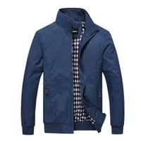 Wholesale New Jacket Men Fashion Casual Loose Mens Jacket Sportswear Bomber Jacket Mens jackets and Coats Plus Size M XL