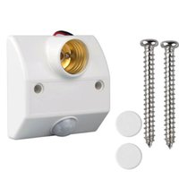 Wholesale HFES Base Socket IR Lamp Bulb Movement Detector