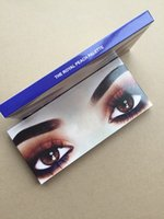 Wholesale 2017 kylie Newest The Royal Peach Palette with pen Cosmetics Burgundy Eyeshadow palette Kylie Jenner Eye Shadow Makeup DHL Free