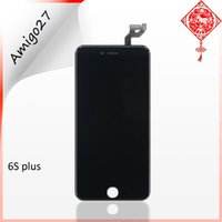assembly kits - Original AAA iPhone s Plus Inch D Touch Screen Digitizer Assembly Replacement kits White Black color