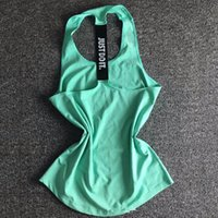 Wholesale Crop top women Fitness sleeveless Temperament Cotton smock Women Vest Female fashion Sexy Vest Long section
