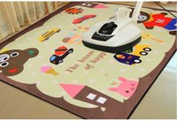 Wholesale High Quality Lovely Soft Plush Shaggy Soft Carpet Area Rugs Non slip Floor Mats For Living Room Bedroom Home Decoration Supply