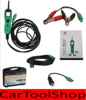 Wholesale Electrical System Diagnostics Yantek YD208 Power Probe Powerful Function Replace AUTEL PS100 Electric Circuit Tester DHL Free