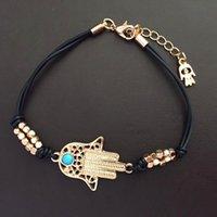 american organizations - Dunhuang Best Sellers Fatima Of Palm Bracelet Hamsa Bracele Manual Organization Bracelet