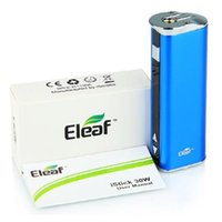 Wholesale Eleaf iStick W e cigs Cigarette Battery Box Mod Eleaf iStick W with mAh Variable Voltage Wattage Box Mod via DHL