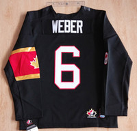 Cheap Women Canada OLYMPIC Jersey 1# Roberto Luongo 2# Duncan Keith 6# Shea Weber 8# Drew Doughty Jerseys