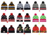 Wholesale New Arrival Carha Beanies Winter High Quality Beanie For Men Dallas beanie Football Women Caps Skullies Knit Cotton Hats Hockey
