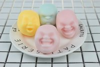 Wholesale It is super adorable face lovely doll gift vent vent funny face ball toys