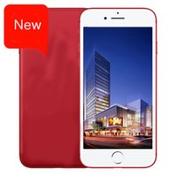 Android Quad Core 1GB 2017 new i7 goophone 4.7 inch red special customized version 1 +8 G large memory LCD high-definition display smart waterproof phone