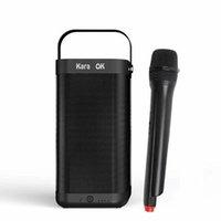 A9 Haut-parleurs sans fil Bluetooth Mini portatif Subwoofers extérieur mains libres Mic TF carte USB MP3 haut-parleur stéréo pour Ipad téléphone intelligent