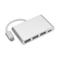 av hub - USB USB C to USB to Type C Digital AV Multiport Adapter with PD Function Power Charger Hub