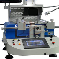 automatic soldering station - G720 Semi automatic HD touch screen Optical alignment system BGA Rework Station align soldering machine for Laptops Game consoles repairing