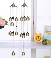Wholesale Bronze bells and fashionable household geomantic simple friend birthday creative gift indoor adornment door bell