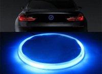 Wholesale NEW mm Xenon Blue Emblem LED Background Light For BMW Series X3 X5 X6
