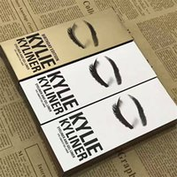 eyeliner best gel liner - Best Kylie Jenner Kyliner Gel Eyeliner Makeup Make Up Waterproof Cosmetics Set Eye Liner Makeup Brand Eyes eyeliner cream kylie kits Sets