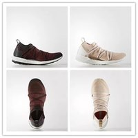 Wholesale 2016 Womens Stella McCartney X Pure Boost Sneakers Sports Running Shoes