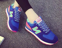 Wholesale 2017 new style men s and women s fashion casual shoes