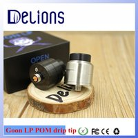 alibaba stock - 2016 Alibaba new goon lp atomizer goon lp rda goon lp clone with best quality with best design in stock