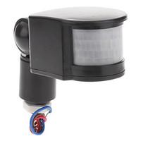 Wholesale Motion PIR Sensor Switch Detector for Led Flood Light AC V Motion PIR Sensor Switch Detector for Led Flood Light AC V