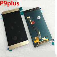 Wholesale A For Huawei P9 Plus LCD Display Digitizer Touch Screen Assembly Replacement For Huawei P9 inch Smartphone