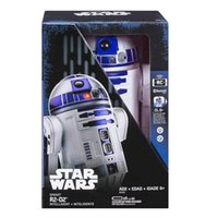 Wholesale Hot Star Wars R2D2 Remote Control Robot Smart App Enabled Robot Birthday Christmas Gift For Children