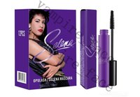 Wholesale New Makeup Eye Selena Mascara Opulash Black waterproof Mascara make up