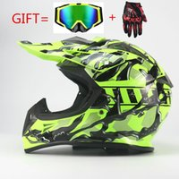 Wholesale Motorcycle helmet ATV Dirt bike downhill cross capacete da motocicleta cascos motocross off road helmets