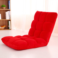 Wholesale Lazy Sofa Floor Cushion Sofa Chair Folding Beach Chair Gaming Chair Size L Colors Washable Sofa