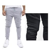 Wholesale new arrival stylish slim joggers pants men pantalons homme hombre COTTON sweatpants harem sweat pant men sportswear