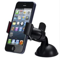 Wholesale Malloom Universal Car Styling Windshield Mount Stand Mobile Phone Holder For iPhone s s Plus For Samsung Smart Phone GPS