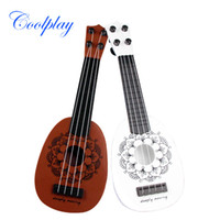 Wholesale Early childhood educational toy musical instrument playing guitar simulation Youkelilike stall selling