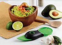 avocado cooking - Creative Gadgets in Avocado Slicer Shea Butter Knife Flesh Separation Peeling Knife Kitchen Accessories Cooking Tools