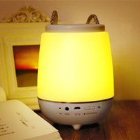 Wholesale Bluetooth speakers desk lights speakers desk lamp Bluetooth audio charging night light time off lights function
