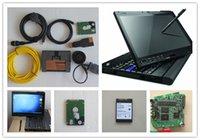 Precio de Herramientas de disco duro-Para bmw icom a2 b c con software portátil x200t 4g hdd 500gb modo experto completo conjunto diagnóstico herramienta de programación 3in1 mejor precio