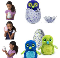 Wholesale Original Most Popular Shine Hatchimal Electronic Pet Christmas Gifts For kids Spin Master Hatchimal Hatching Egg