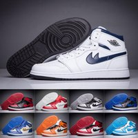 basketball shoes high tops - With Box New Retro Top Men Basketball Shoes Retro OG High What The Sneakers High Quality Shattered Backboard Away Sports Shoes