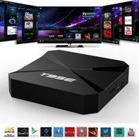 1GB 8GB Black New T95E Android OTT TV BOX RK3229 Quad Core Smart TV BOX 1GB 8GB KODI 16.1 Media Player Support 4K HDMI