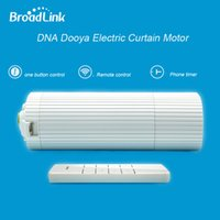 Wholesale Broadlink DNA Dooya DT360E Electric Curtain Motor with Wifi Remote Control IOS Android Control For Smart Home automation