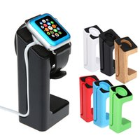Wholesale Charging Dock Station Platform Bracket Docking iWatch Charger Station Holder for Apple Watch Optional Colors CPA_326
