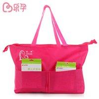 Wholesale Mummy Bag Bottle Storage Multifunctional Separate Bag Nappy Maternity Handbag