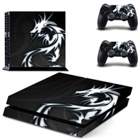 Wholesale Pro Gamer Newest Protective Skin Sticker For SONY Playstation Decal Stickers For PS Cool
