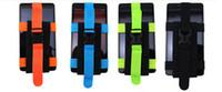 Meilleur prix Sports de plein air Armement de bras Paquet Wristband Téléphone Mobile Pack Arm Pack Fitness Matériel d'équitation 20pcs