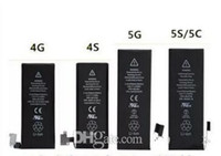 Wholesale AAA quality mobile Phone battery For phone s s c s p sp brand new
