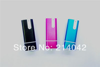 Wholesale World s smallest GB Mini USB high definition Voice Recorder MP3 PLAYER Freeshipping